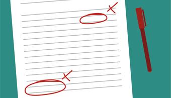 Os principais erros na redação do Enem