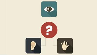 Estudo visual, auditivo ou tátil? Descubra qual é a melhor maneira para você estudar