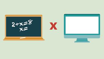 Curioso sobre educação online? Descubra os prós e contras do novo sistema