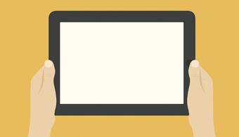 Cómo lucir una tablet limpia sin marcas en la pantalla.