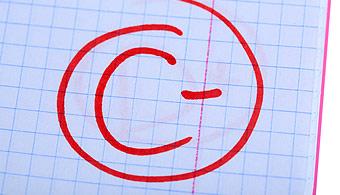 Entenda os motivos das notas baixas em provas