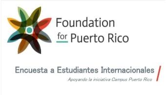 """<p style=text-align: justify;><strong><a title=Foundation for Puerto Rico href=https://foundationforpuertorico.org/ target=_blank>Foundation for Puerto Rico</a>(FPR)</strong> dio a conocer hoy el resultado de un <strong>estudio realizado para conocer el perfil de los estudiantes internacionales</strong> y así potenciar la iniciativa <strong><a href=https://www.campuspuertorico.pr.gov/ target=_blank>Campus Puerto Rico</a></strong>, la cual <strong>busca convertir a la Isla en un destino académico</strong>. Foundation for Puerto Rico, organización sin fines de lucro que impulsa la transformación económica y social de Puerto Rico, vincula esfuerzos para desarrollar una economía del visitante robusta. Razón por la cual, ha unido voluntades con el Departamento de Estado y las instituciones de educación superior públicas y privadas para desarrollar y promover Campus Puerto Rico.</p><p style=text-align: justify;></p><p><strong>Lee también</strong><br/><br/><a style=color: #ff0000; text-decoration: none; title=IEstudiantes recomiendan a Puerto Rico como destino académico href=https://noticias.universia.pr/movilidad-academica/noticia/2014/12/29/1117601/estudiantes-recomiendan-puerto-rico-destino-academico.html>» <strong>Estudiantes recomiendan a Puerto Rico como destino académico</strong></a><br/><a style=color: #ff0000; text-decoration: none; title=90% de los jóvenes boricuas prefieren estudiar en su país antes que en el exterior href=https://noticias.universia.pr/actualidad/noticia/2014/09/11/1111172/90-jovenes-boricuas-prefieren-estudiar-pais-exterior.html>» <strong>90% de los jóvenes boricuas prefieren estudiar en su país antes que en el exterior</strong></a></p><p style=text-align: justify;></p><p style=text-align: justify;></p><p style=text-align: justify;>""""La Fundación, en colaboración con Sandra Levy, voluntaria de FPR, realizó esta encuesta para aportar datos indispensables que apoyen a Campus Puerto Rico y para que nuestro país sea un destino académico reconocido a"""