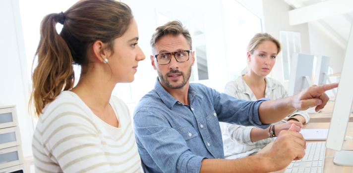 La integración en el mundo laboral tiene ventajas para todos los miembros de un equipo de trabajo