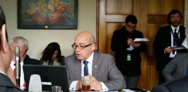 El rector Darcy Fuenzalida cree que es fundamental un plan de fortalecimiento equitativo