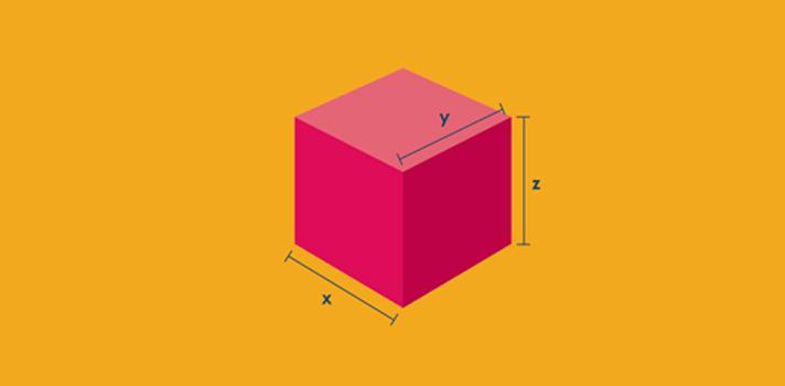 El perímetro es la suma de las medidas de los lados de un rectángulo.