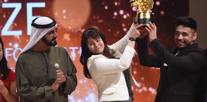 """Melhor professora do mundo: canadense vence Global Teacher Prize 2017, o """"Nobel"""" da educação"""