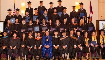 Décima colación de grados en la Universidad Politécnica, recinto Miami