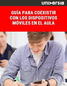 Guía para coexistir con los dispositivos móviles en el aula