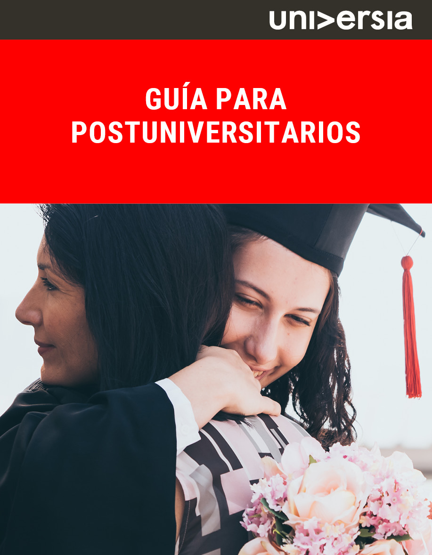 Guía para postuniversitarios