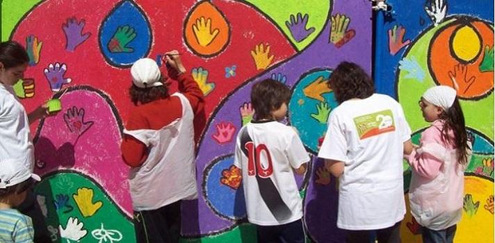 Colaborá con Gurises Unidos a favor de la infancia