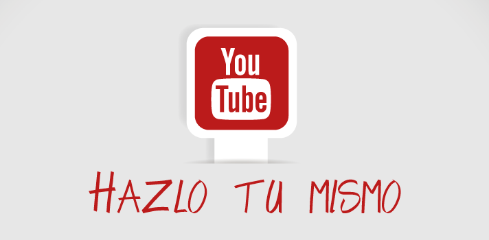 Hazlo tú mismo con Youtube: material escolar