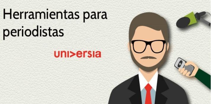 Herramientas gratuitas para estudiantes de Periodismo