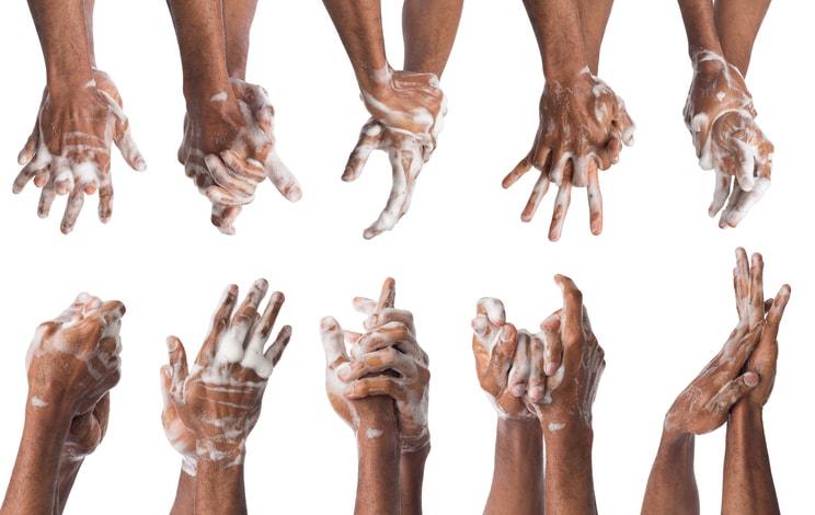Higiene personal durante la pandemia: está en tus manos
