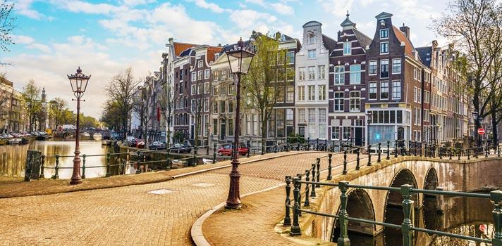 Holanda tem bolsas integrais para cursos de curta duração