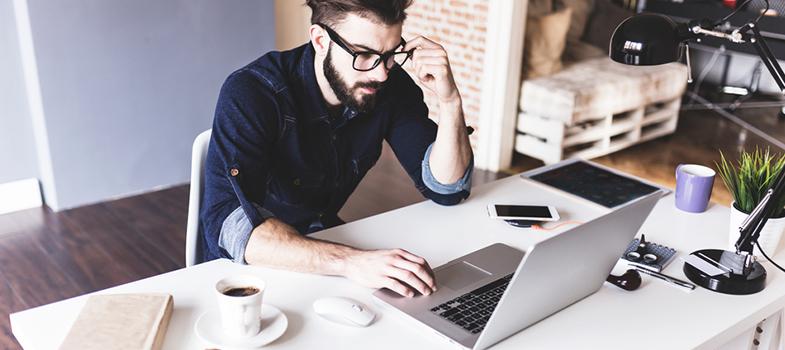 Como manter a produtividade trabalhando home office