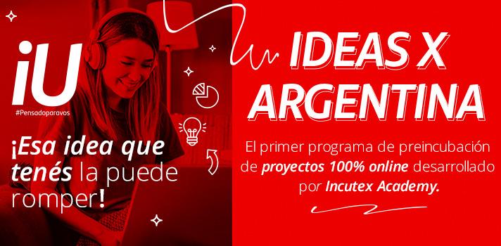 IDEAS X