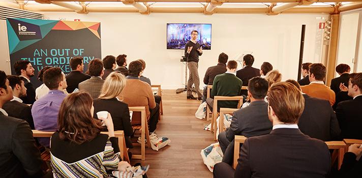 Llega la segunda edición del Out Of Ordinary Weekend de International MBA, ¿vas a perdértela?