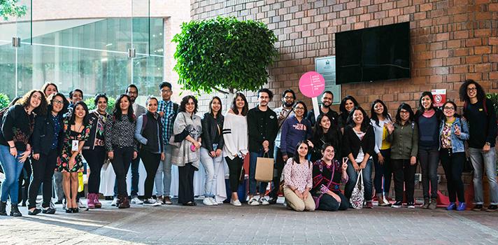 El programa logró congregar a una comunidad de más de 870 estudiantes y la participación de 14 universidades a nivel nacional