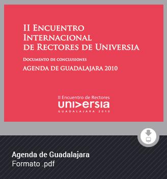 II Encuentro de Rectores de Universia