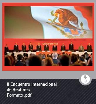 II Encuentro internacional de rectores