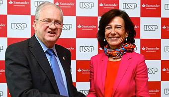 USP e Santander renovam Convênio de Colaboração Acadêmica