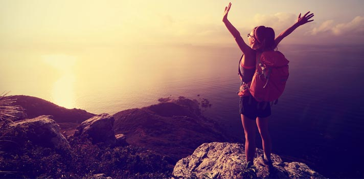 5 razões para viajar enquanto você é jovem