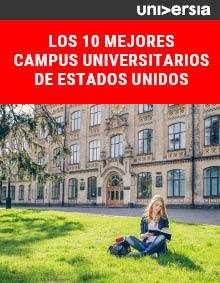 Ebook: Los 10 mejores campus universitarios de Estados Unidos