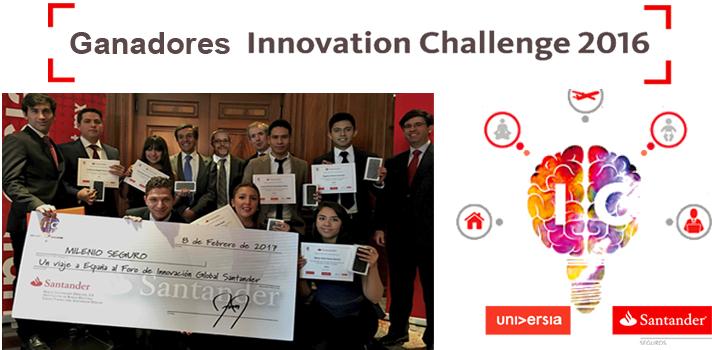 Santander Seguros, Zurich Santander y Universia, premian a universitarios innovadores en el ámbito de los seguros