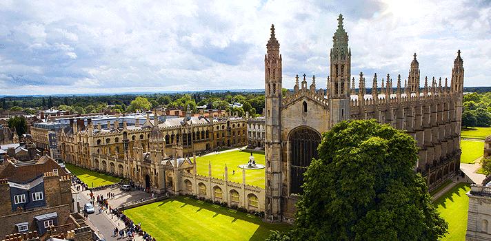 <p>As inscrições para bolsas de estudo da <strong>Gates Cambridge Scholarships, da Universidade de Cambridge</strong>, no Reino Unido estão abertas até o dia 02 de dezembro de 2015. O programa tem <strong>50 vagas</strong> disponíveis e há oportunidades em qualquer curso de pós-graduação de Cambridge.</p><p></p><blockquote style=text-align: center;>Confira outras oportunidades de bolsas de estudo <a title=Bolsas Universia href=https://bolsas.universia.com.br/ target=_blank>aqui</a>.</blockquote><p><span style=color: #333333;><strong>Você pode ler também:</strong></span><br/><a style=color: #ff0000; text-decoration: none; text-weight: bold; title=Erasmus Mundus oferece bolsas de estudo de até 47 mil euros href=https://noticias.universia.com.br/estudar-exterior/noticia/2015/11/17/1133792/erasmus-mundus-oferece-bolsas-estudo-47-mil-euros.html>» <strong>Erasmus Mundus oferece bolsas de estudo de até 47 mil euros</strong></a><br/><a style=color: #ff0000; text-decoration: none; text-weight: bold; title=Inscrições abertas para bolsas estudos de mais de 2 mil euros na Alemanha href=https://noticias.universia.com.br/estudar-exterior/noticia/2015/11/12/1133582/inscrices-abertas-bolsas-estudos-2-mil-euros-alemanha.html>» <strong>Inscrições abertas para bolsas estudos de mais de 2 mil euros na Alemanha</strong></a><br/><a style=color: #ff0000; text-decoration: none; text-weight: bold; title=Todas as notícias sobre Bolsas de estudo e prêmios href=https://noticias.universia.com.br/estudar-exterior>» <strong>Todas as notícias sobre bolsas de estudo e prêmios</strong></a></p><p></p><p>Os pré-requisitos para se inscrever no programa são: ser cidadão de qualquer país, exceto o Reino Unido, apresentação de certificados de proficiência em inglês, caso essa não seja a língua materna do candidato, preencher o formulário de candidatura e enviar o histórico escolar. Além disso, é necessário ter duas preferências acadêmicas e uma pessoal, selecionar um dos cursos de tempo integral de Cambri