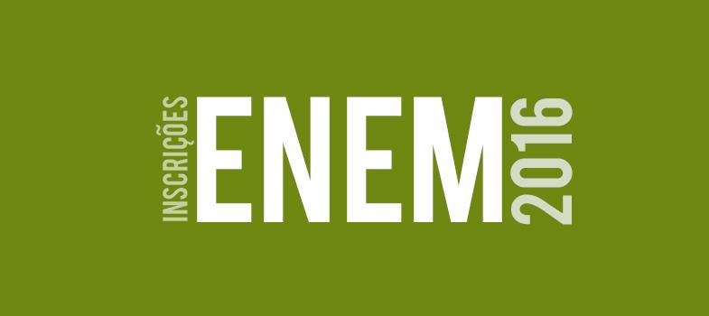 <p><em>Notícia atualizada em 9 de maio de 2016, às 09h55</em></p><p>Os <strong><a title=Enem 2016: as informações mais importantes sobre as provas href=https://noticias.universia.com.br/educacao/noticia/2016/04/14/1138322/enem-2016-informaces-importantes-sobre- provas.html>estudantes que irão prestar o Exame Nacional do Ensino Médio (Enem) 2016</a></strong>poderão fazer suas inscrições a partir desta segunda-feira, 9 de maio, às 10h. O período ficará aberto até às 23h59 do dia 20 do mesmo mês. As provas do Enem serão aplicadas em 5 e 6 de novembro, sábado e domingo. No ano passado, o exame contabilizou um <strong>total de 7.746.436 inscrições</strong>.</p><p></p><p><span style=color: #333333;><strong>Você pode ler também:</strong></span><br/><a title=Simulado do Enem será reaberto no próximo final de semana href=https://noticias.universia.com.br/educacao/noticia/2016/05/05/1139101/simulado-enem-reaberto-proximo-final- semana.html>» <strong>Simulado do Enem será reaberto no próximo final de semana</strong></a><br/><a title=MECflix terá videoaulas e programação especial sobre o Enem 2016 href=https://noticias.universia.com.br/educacao/noticia/2016/04/19/1138459/mecflix-videoaulas-programacao-especial- sobre-enem-2016.html>» <strong>MECflix terá videoaulas e programação especial sobre o Enem 2016</strong></a><br/><a title=Todas as notícias sobre o Enem 2016 href=https://noticias.universia.com.br/tag/notícias-enem-2016/>» <strong>Todas as notícias sobre o Enem 2016</strong></a></p><p></p><p>Para participar, os alunos deverão acessar a o <strong><a title=site do Instituto Nacional de Estudos e Pesquisas Educacionais Anísio Teixeira (Inep) href=https://www.inep.gov.br/ target=_blank>site do Instituto Nacional de Estudos e Pesquisas Educacionais Anísio Teixeira (Inep)</a></strong>, com o RG e CPF em mãos. Além disso, durante o cadastro, terão que informar um endereço de e-mail e um número de celular pessoal válidos, para receber comunicados dos organizadores. Também serão 