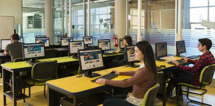 El Instituto Profesional Virginio Gómez, perteneciente a la Universidad de Concepción, ha entregado más de 28 mil titulados al mundo laboral