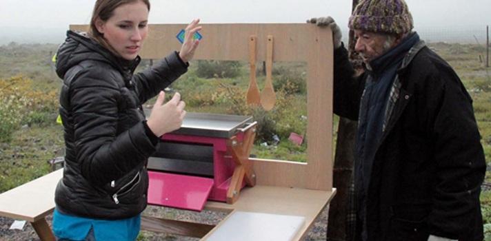 Desarrolla EXATEC cocina ecológica para comunidades rurales