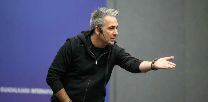 Jürgen Klaric es el divulgador científico de negocios y motivación más leído en idioma español