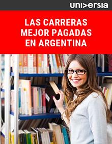 Ebook: Las carreras mejor pagadas en Argentina