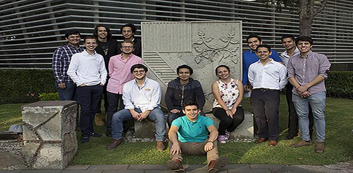 El equipo quiere demostrar que México tiene la capacidad de desarrollar y construir autos eléctricos