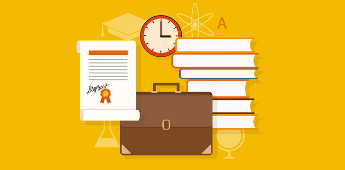 Revisa el programa y contenido de los cursos online antes de matricularte