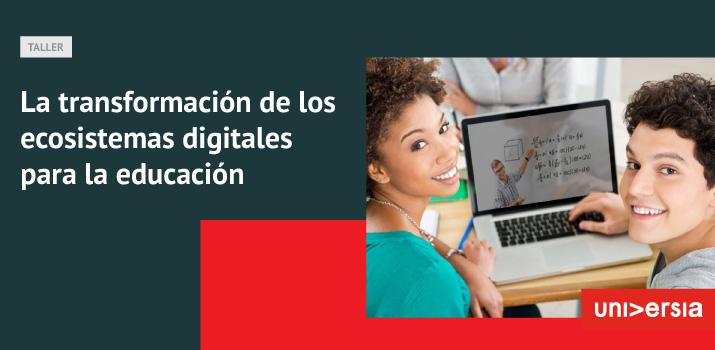 El objetivo de este taller es ayudar a los profesionales del mundo de la educación a conocer las nuevas tecnologías en la educación