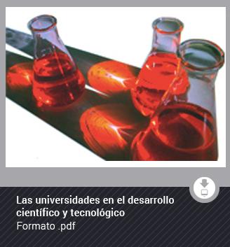 Las universidades en el desarrollo científico y tecnológico