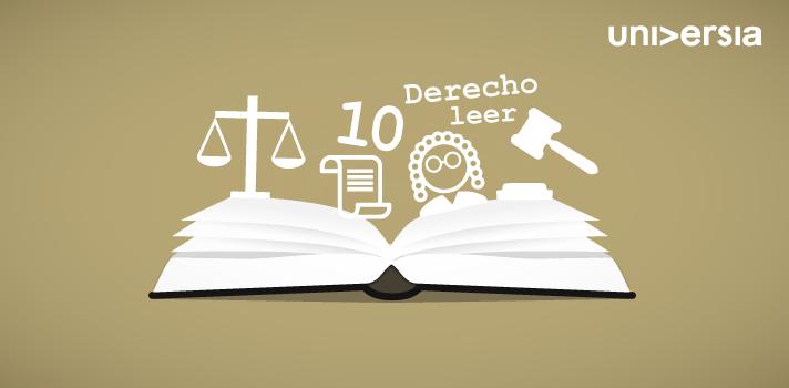 10 libros que todo estudiante de Derecho debería leer