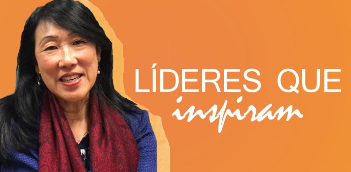 LÍDERES QUE INSPIRAM: Conheça Linda Murasawa, do Banco Santander [VÍDEO]