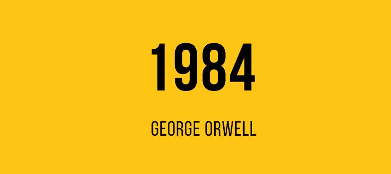 '1984' de George Orwell, de moda en la Era Trump
