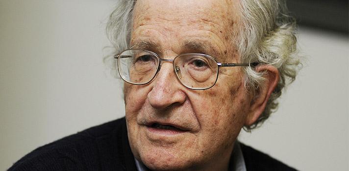 Conheça Noam Chomsky e leia 9 livros seus online