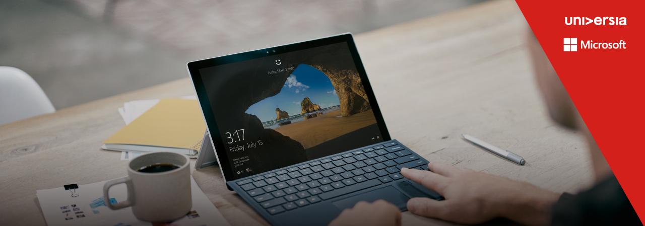 Loja Microsoft Universia