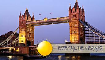 Aprovecha este verano para formarte en Londres