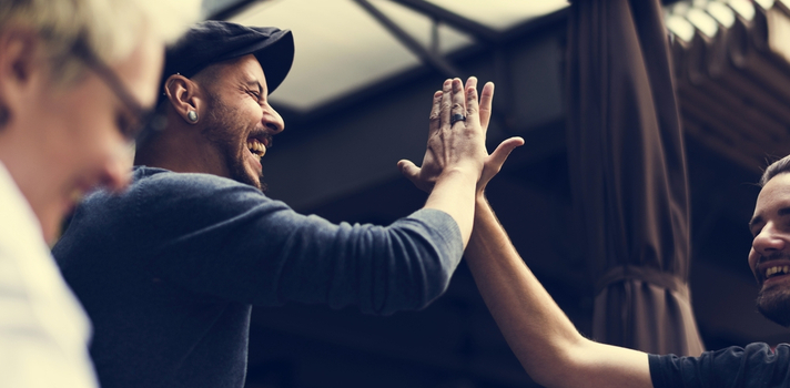 Las personas positivas se sienten motivadas por el abanico de posibilidades que siempre tienen
