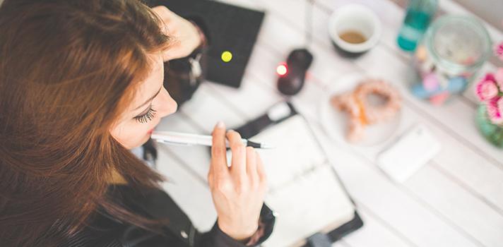 Planificar lo que se escribirá es una forma de asegurar el éxito del trabajo