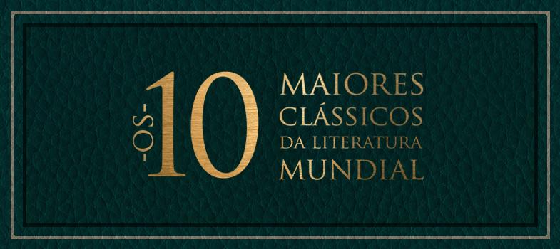 Os 10 livros clássicos que você precisa ler agora