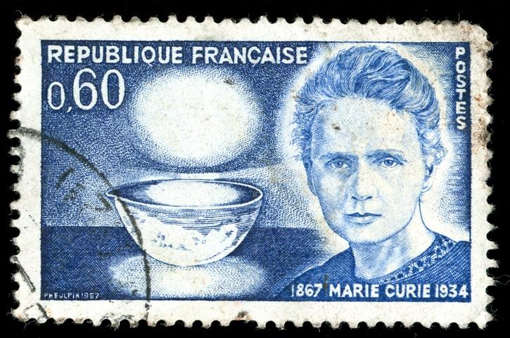 Marie Curie, física y química polaca