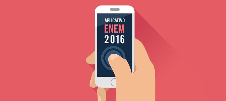 <p>Os candidatos ao <strong><a title=Enem 2016: as informações mais importantes sobre as provas href=https://noticias.universia.com.br/educacao/noticia/2016/04/14/1138322/enem-2016-informaces-importantes-sobre-provas.html>Exame Nacional do Ensino Médio (Enem) 2016</a></strong>já podem baixar em seus smartphones o aplicativo que trará todas as informações sobre a prova. A ferramenta, que foi desenvolvida pelo Ministério da Educação (MEC), em parceria com o <strong>Instituto Nacional de Estudos e Pesquisas Educacionais Anísio Teixeira (Inep)</strong>, possibilita que o estudante acompanhe as novidades de cada uma das etapas do exame, mantendo-se sempre atualizado. O app pode ser instalado nas plataformas Android, iOS e Windows Phone.</p><p></p><p><span style=color: #333333;><strong>Você pode ler também:</strong></span><br/><a title=Enem 2016 teve 8,6 milhões de inscrições confirmadas href=https://noticias.universia.com.br/educacao/noticia/2016/05/30/1140297/enem-2016-8-6-milhes-inscrices-confirmadas.html>» <strong>Enem 2016 teve 8,6 milhões de inscrições confirmadas</strong></a><br/><a title=Sisu pode ter seleção em julho para vagas remanescentes href=https://noticias.universia.com.br/educacao/noticia/2016/05/31/1140336/sisu-pode-selecao-julho-vagas-remanescentes.html>» <strong>Sisu pode ter seleção em julho para vagas remanescentes</strong></a><br/><a title=Todas as notícias sobre o Enem 2016 href=https://noticias.universia.com.br/tag/notícias-enem-2016/>» <strong>Todas as notícias sobre o Enem 2016</strong></a></p><p></p><p>Além de estreitar o contato com os participantes, o <strong><a title=3 aplicativos para facilitar seus estudos no Enem 2016 href=https://noticias.universia.com.br/destaque/noticia/2016/05/19/1139730/3-aplicativos-facilitar-estudos-enem-2016.html>aplicativo do Enem</a></strong>ajudará os alunos a se organizarem, já que informa prazos, cronogramas, locais de provas, situação da inscrição e cartão de confirmação. Depois da realização do exame, os ga