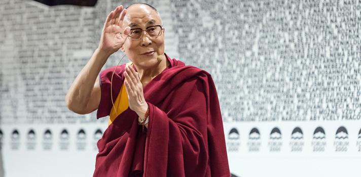 7 melhores falas inspiracionais do Dalai Lama